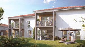 Programme immobilier neuf de 2 à 4 pièces St Pierre Du Mont