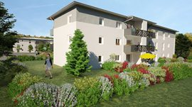 Programme immobilier neuf St Paul Les Dax