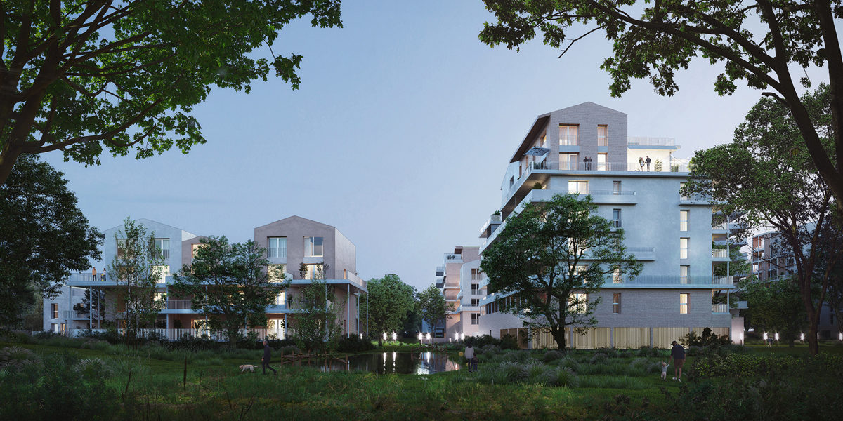 Appartement à vendre : Toulouse . 44.3 m² . 2 pièces