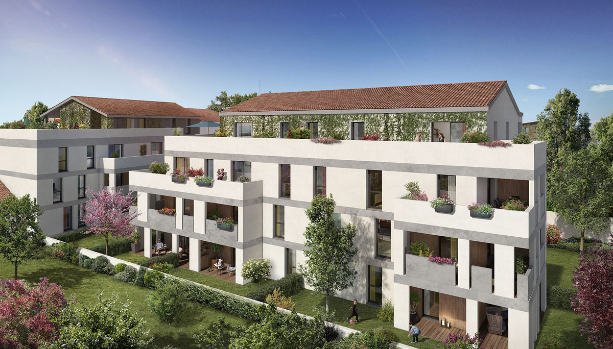 Programme immobilier neuf PARENTHÈSE - TOULOUSE