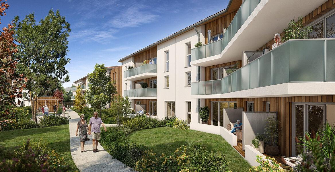 Appartement à vendre : Toulouse . 43.18 m² . 2 pièces