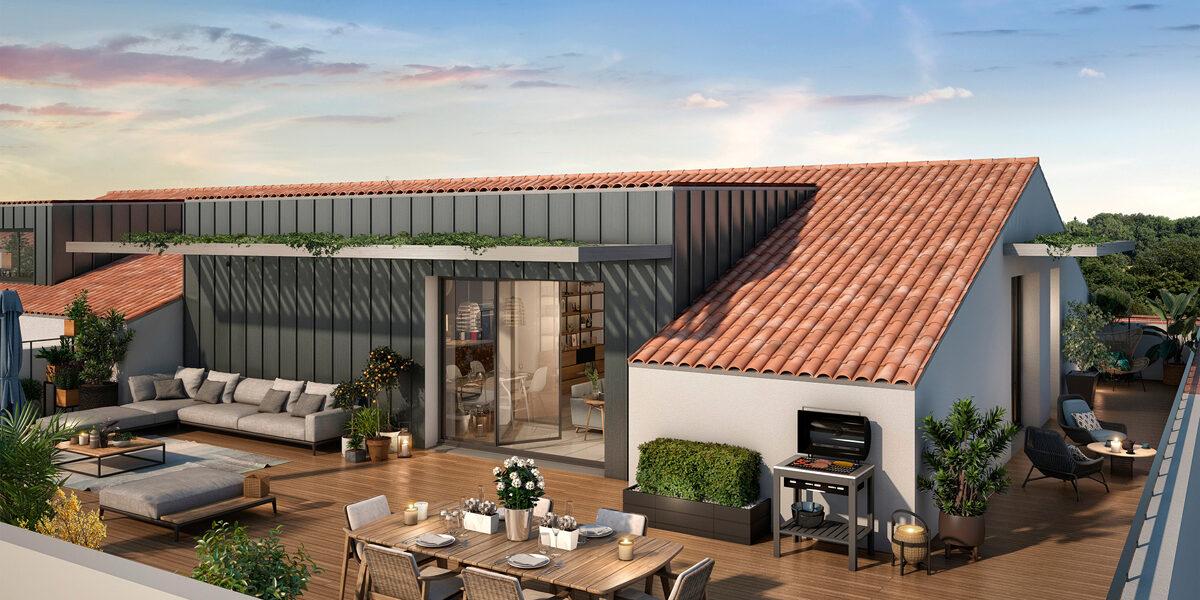 Appartement à vendre : Toulouse . 58.11 m² . 3 pièces