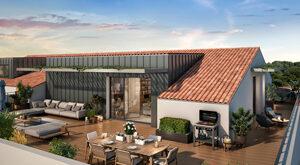 Programme immobilier neuf de 2 à 4 pièces Toulouse