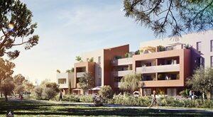 Programme immobilier neuf de 3 à 5 pièces La Farlede