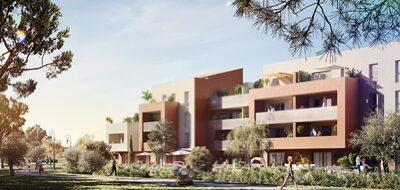 Programme immobilier neuf de 4 pièces La Farlede