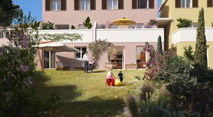 Programme immobilier neuf Brignoles