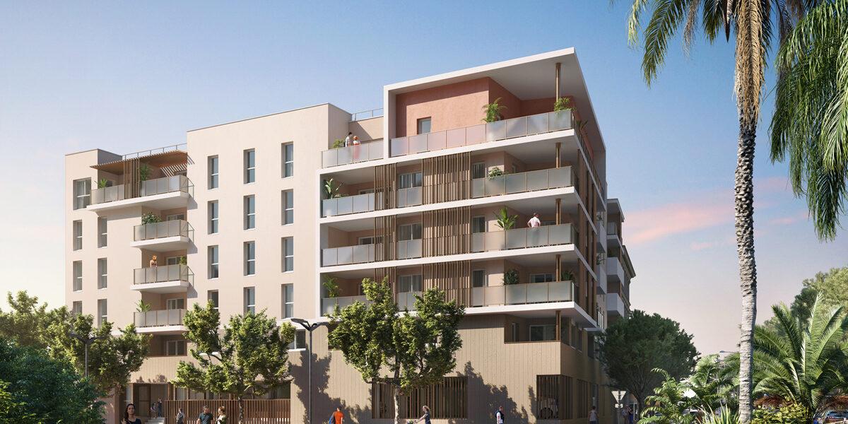 Appartement à vendre : Frejus . 45.05 m² . 2 pièces