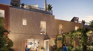 Programme immobilier neuf St Laurent Du Var