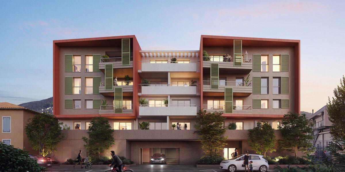 Appartement à vendre : La-trinite