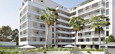 Programme immobilier neuf de 1 à 5 pièces Marseille 08