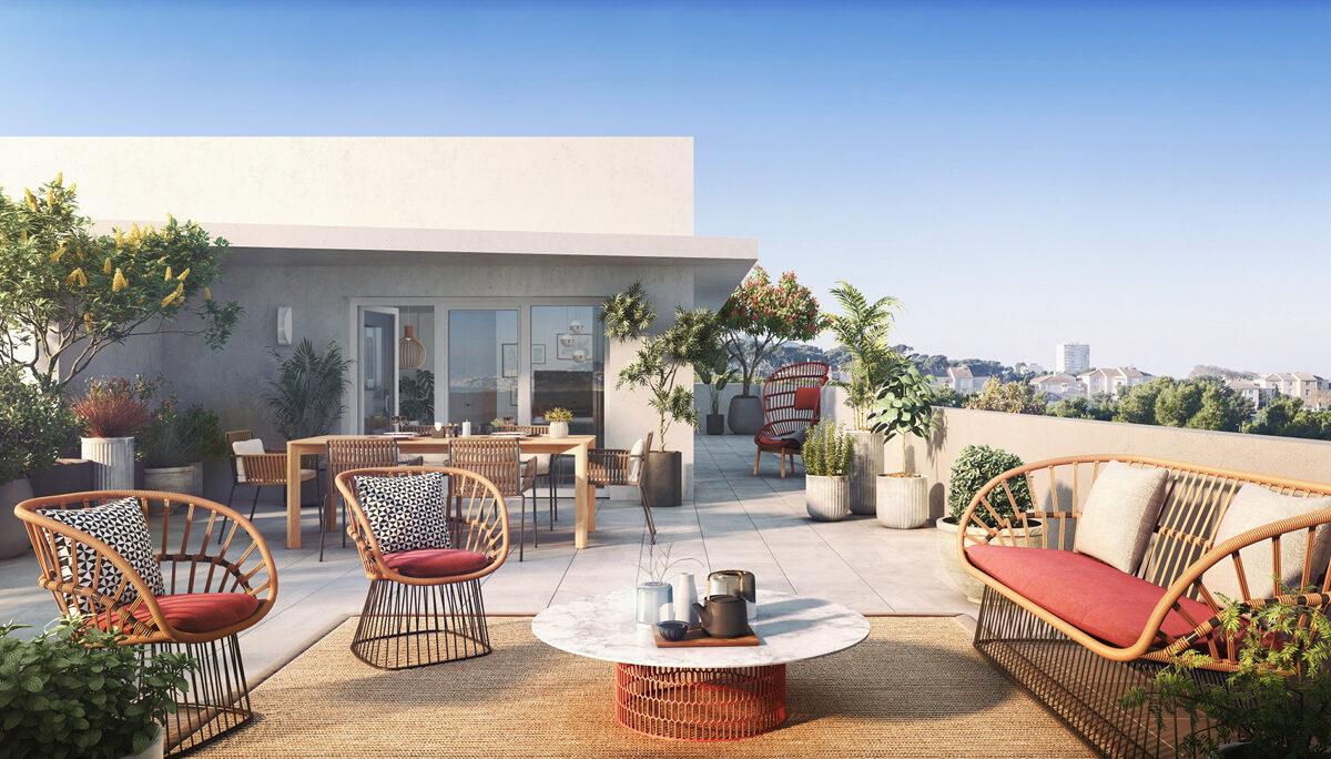 Appartement à vendre à Marseille