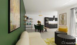Appartement 1pcs 69100 VILLEURBANNE