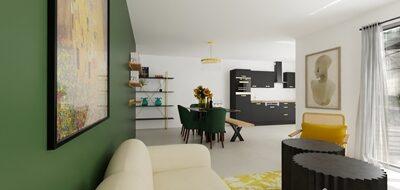 Programme immobilier neuf de 1 à 5 pièces Villeurbanne