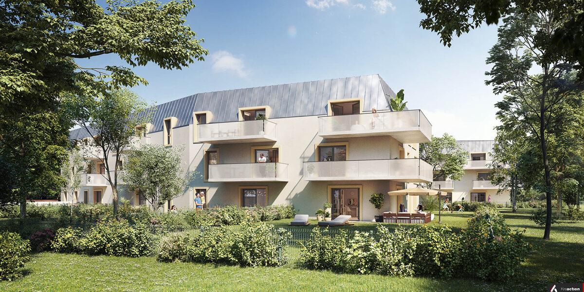 Appartement à vendre : Dijon . 36.05 m² . 2 pièces