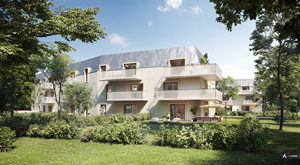 Programme immobilier neuf de 2 à 5 pièces Dijon