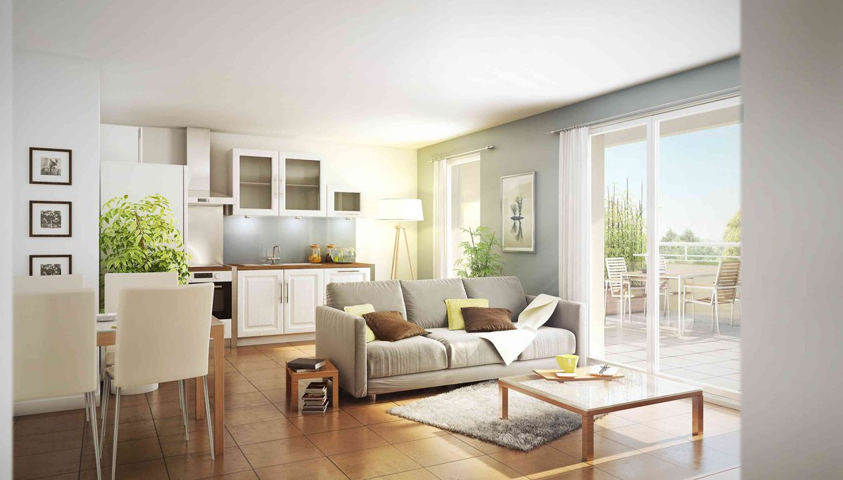 Programme immobilier neuf MY IMPULSION - GIVORS