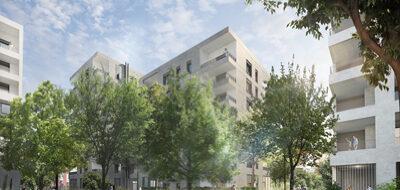 Programme immobilier neuf de 1 à 5 pièces Lyon