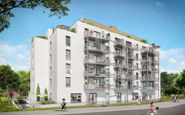 Programme immobilier neuf Clermont Ferrand