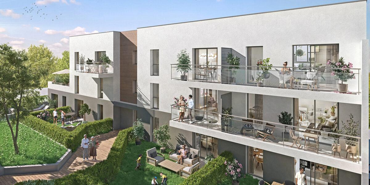 Appartement à vendre : Clermont-ferrand . 39.7 m² . 2 pièces