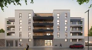 Programme immobilier neuf de 2 à 4 pièces Clermont Ferrand