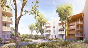 Programme immobilier neuf St Priest