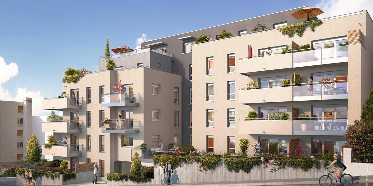 Appartement à vendre : Clermont-ferrand . 42.04 m² . 2 pièces