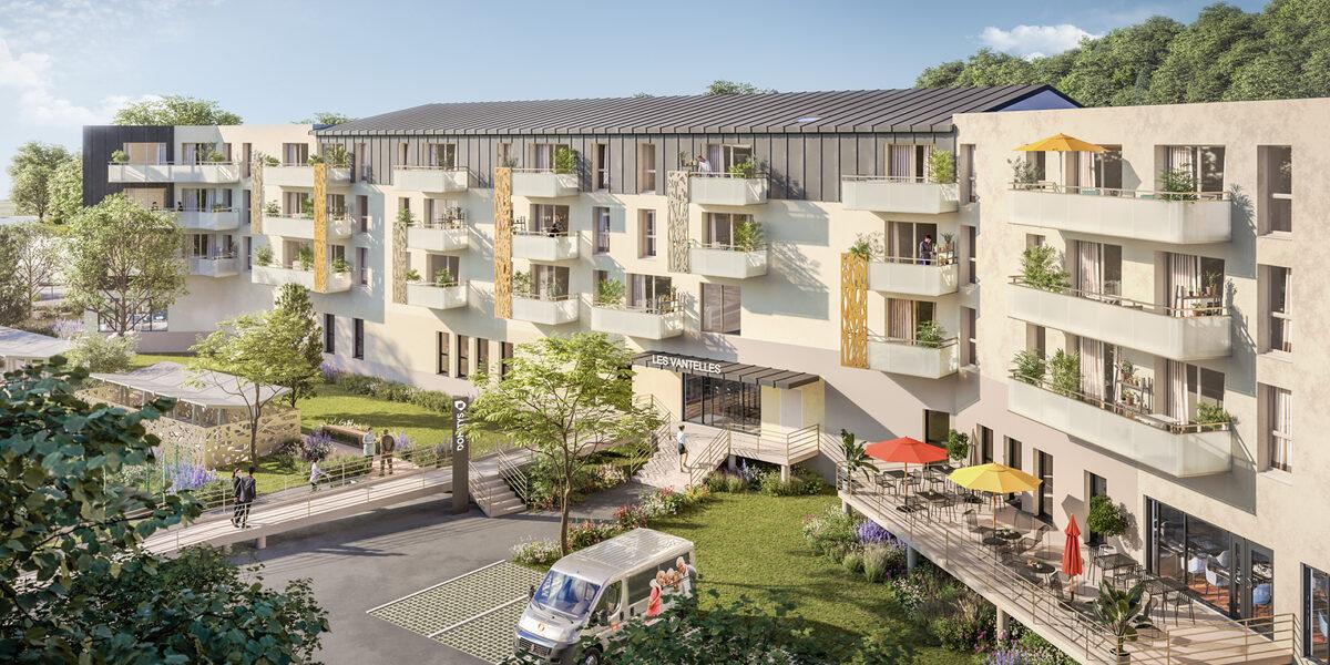 Appartement à vendre : Plombieres-les-dijon . 33.3 m² . 1 pièce / studio