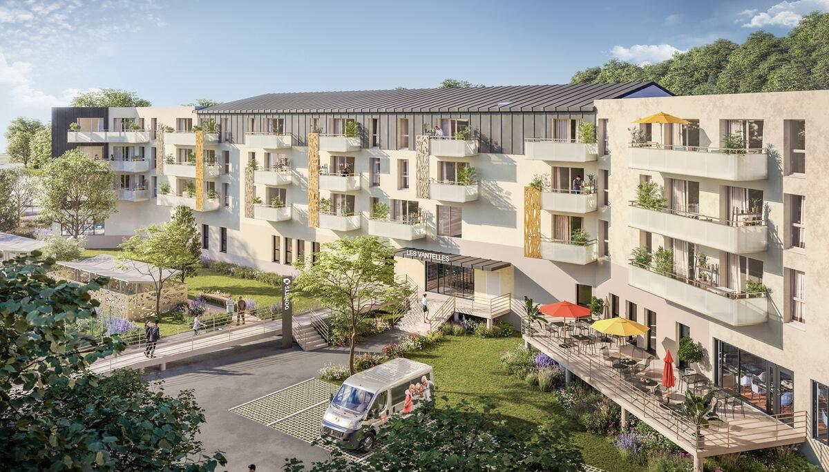 Appartement à vendre : Plombieres Les Dijon . 34.16 m² . 1 pièce / studio