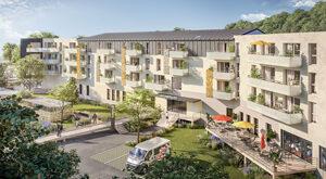 Programme immobilier neuf de 1 à 3 pièces Plombieres Les Dijon