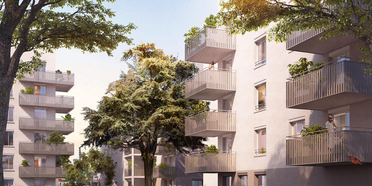 Appartement à vendre : Lyon-8 . 31.15 m² . 1 pièce / studio