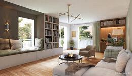 Appartement 1pcs 69008 LYON