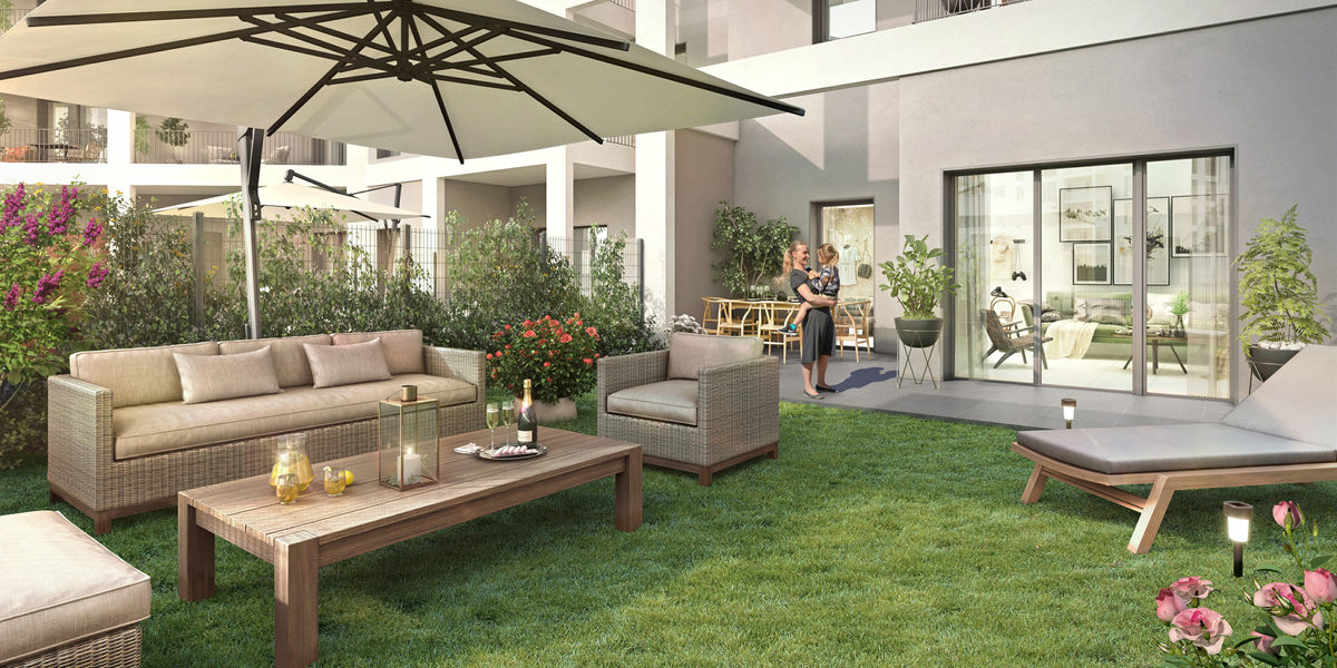 Appartement à vendre : Dijon . 44.71 m² . 2 pièces