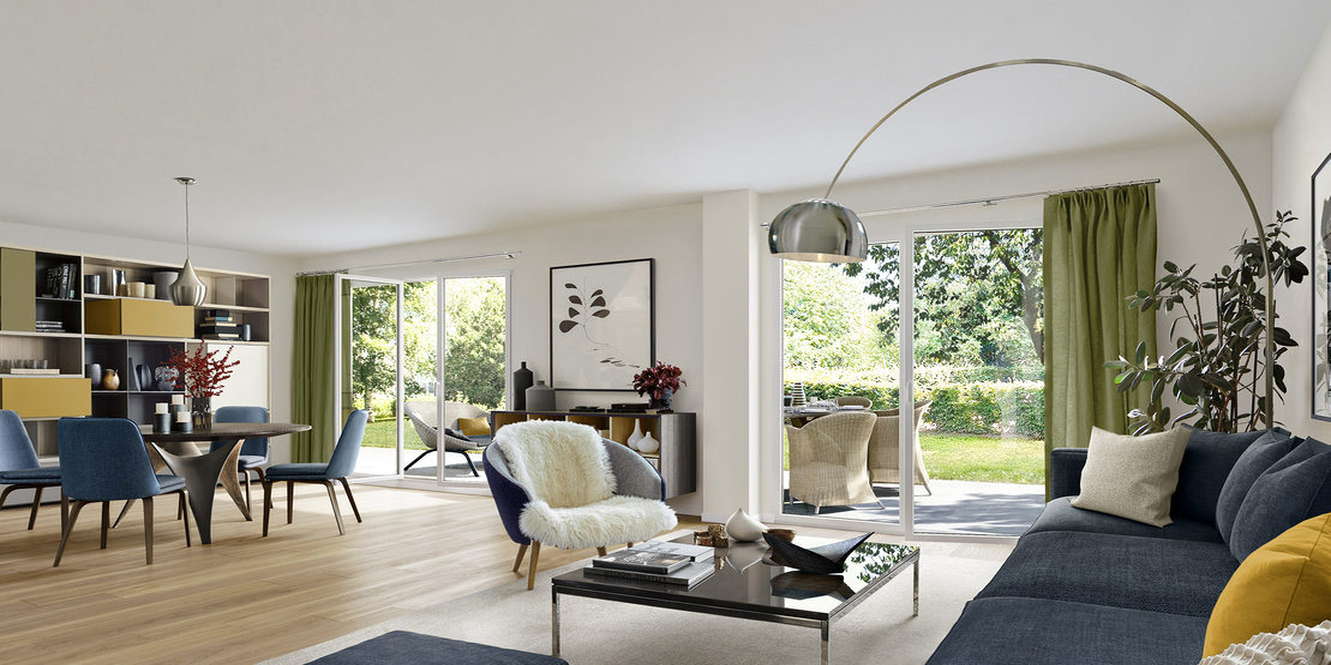 Appartement à vendre : Pont-eveque . 47.5 m² . 2 pièces