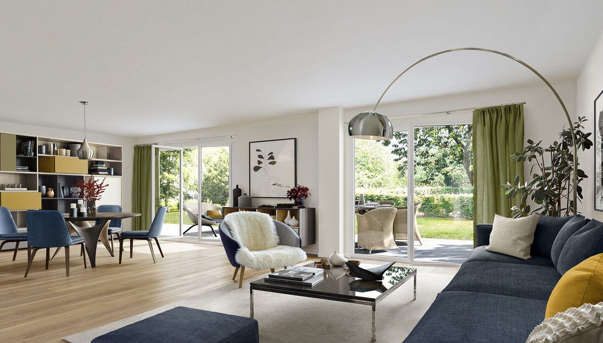 Programme immobilier neuf LE CLOS SIBILLE - PONT EVEQUE