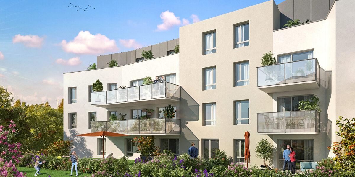 Appartement à vendre : Dijon . 39.62 m² . 2 pièces