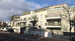 Programme immobilier neuf de 2 à 4 pièces Dijon