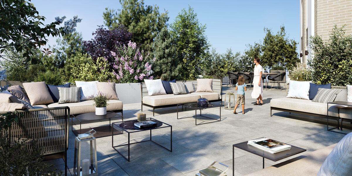 Appartement à vendre : Caluire-et-cuire . 40.2 m² . 2 pièces