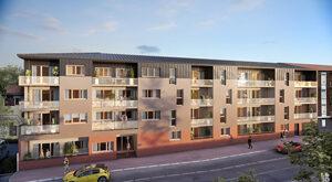 Programme immobilier neuf de 2 à 4 pièces Le Petit Quevilly