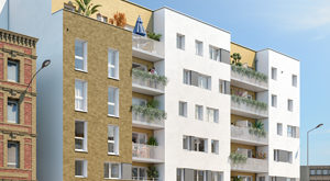 Programme immobilier neuf de 2 à 4 pièces Le Havre