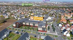 Programme immobilier neuf de 1 à 3 pièces Ifs