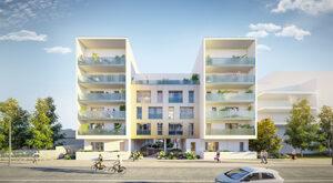 Programme immobilier neuf de 2 à 4 pièces Nantes