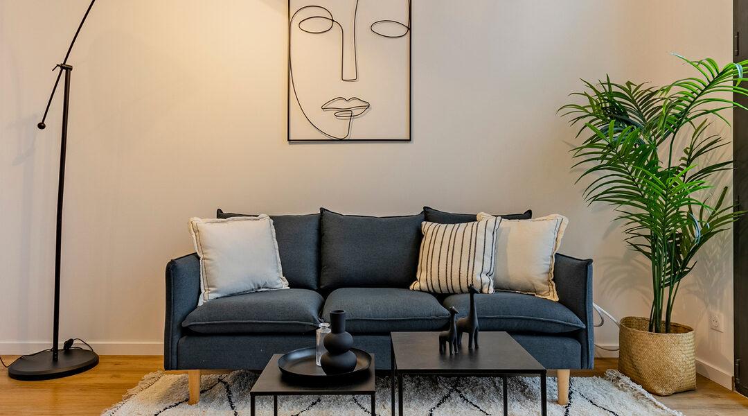 Appartement à vendre : Bordeaux . 45.95 m² . 2 pièces