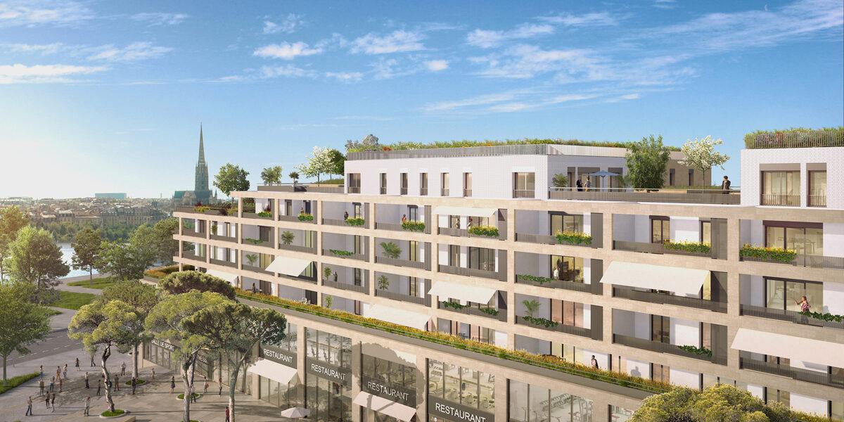 Appartement à vendre : Bordeaux . 79.6 m² . 4 pièces