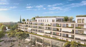 Programme immobilier neuf de 3 à 5 pièces Bordeaux