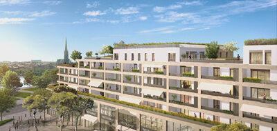 Programme immobilier neuf de 4 à 5 pièces Bordeaux