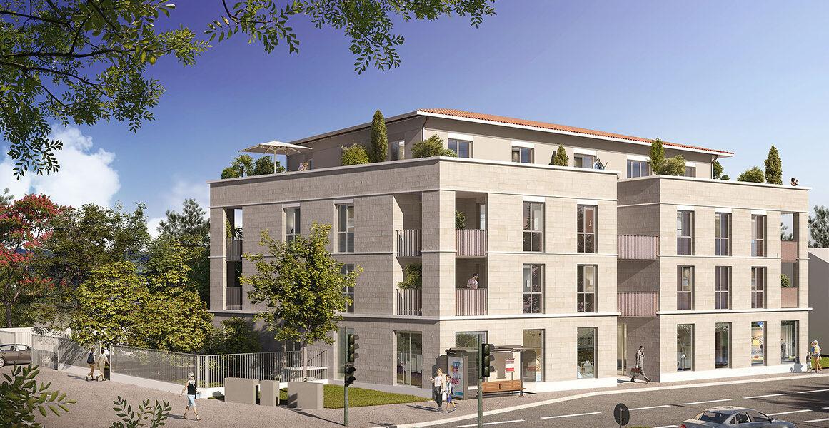 Appartement à vendre : Gradignan . 46.39 m² . 2 pièces