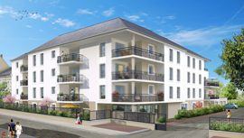 Programme immobilier neuf Bourges