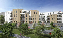 Programme immobilier neuf Luce