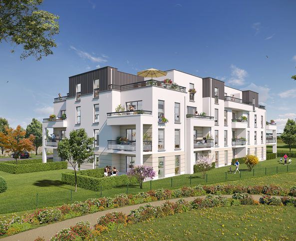 RESIDENCES DES FONTAINIERS 2 Saran | Photo 1/1