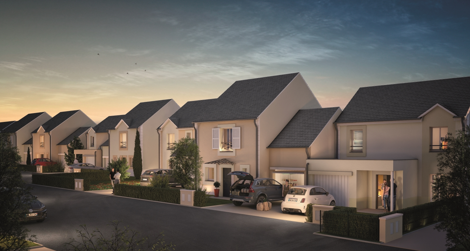 LES VILLAS DES CHAPELIERS Saran | Photo 1/2